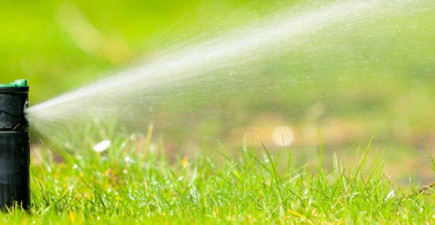 Sprinkler Service and Repair